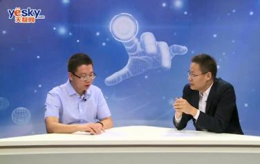 天极网云咖秀:专访迅达云CEO于浩