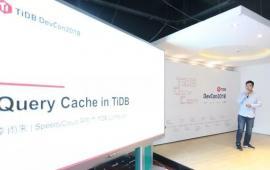 迅达云李雨来 :Query Cache in TiDB